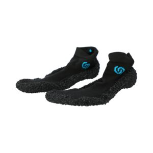 SOCK SHOES BLACK LINE XS OCEAN BLUE